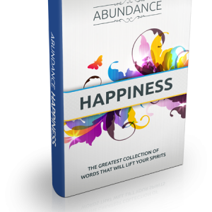 abundance happiness