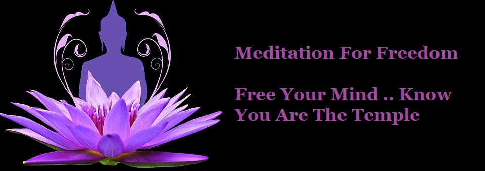meditation for freedom