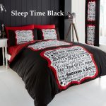 Sleep Time Black