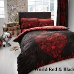 World Black Red