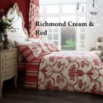 Richmond Cream & Red