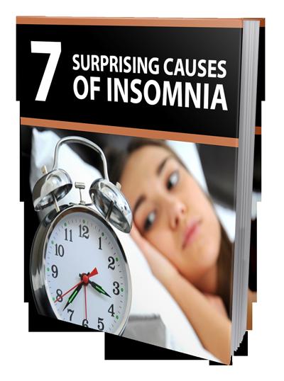 insomnia 7 causes