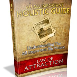 Holistic Guide Law of Attraction