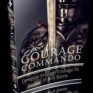 Successful Mindset Courage Commando