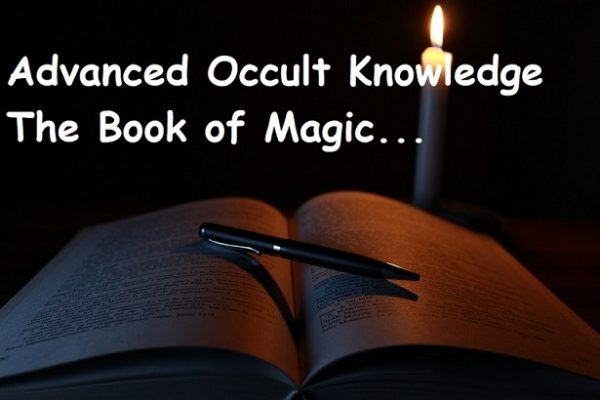 advanced occult magic