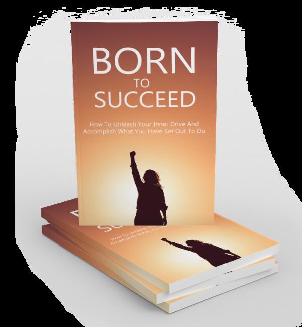 Born To Succeed Mindset Bundle