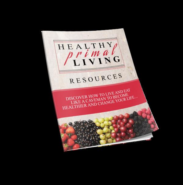 Healthy Primal Living Love Life