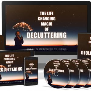 DeCluttering Life Changing Magic Bundle