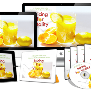 Healthy Lifestyle Juicing For Vitality