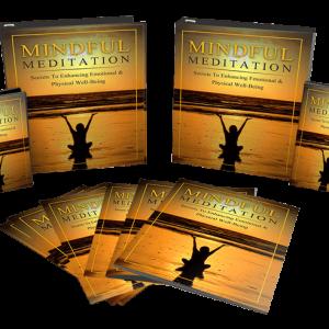 Mindfulness Mediation Complete Bundle