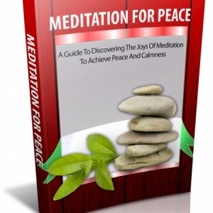 Mindfulness Peace Mediation Zen