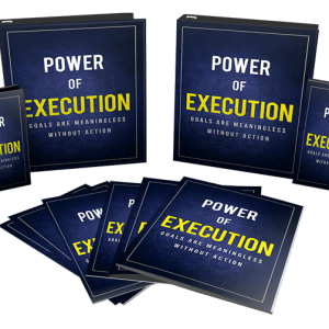 Execution Actions Law of Attraction