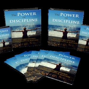 Discipline Mastering Motivation Course