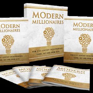 Modern Millionaires A New Era