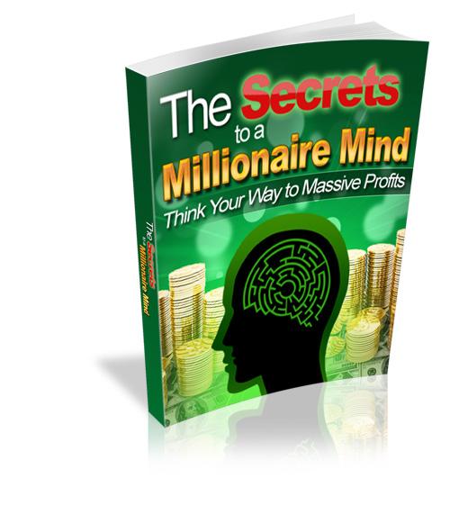 Millionaire Passive Income Secrets