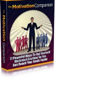 Motivation Companion Personal Handbook