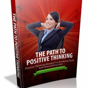 Positive Thinking Mindset Path
