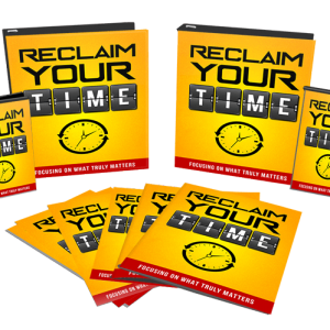 Reclaim Time Successfully Productive
