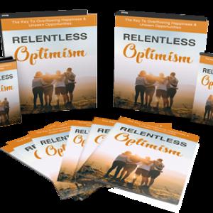 Relentless Optimism Success Bundle