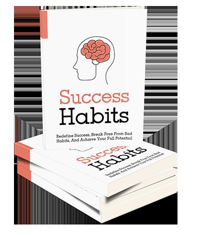 Success Habits Entrepreneur Mindsets