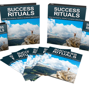 Success Rituals Creating Ones Life