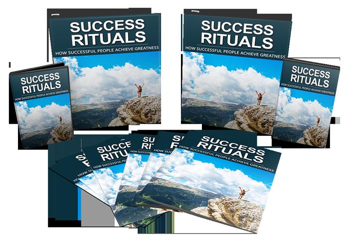 Success Rituals Creating Ones Life