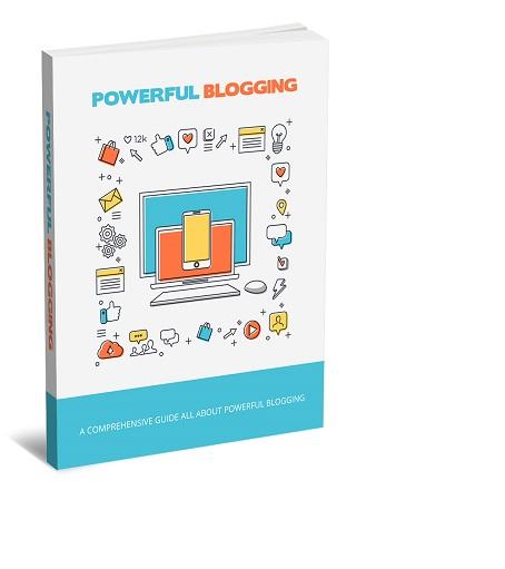 Powerful Blogging Making Money
