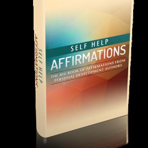 Self Help Affirmations Healing