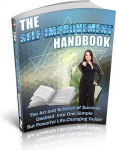self improvement handbook