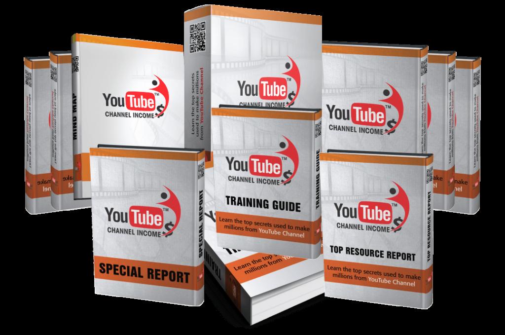 YouTube Entrepreneur Income Training