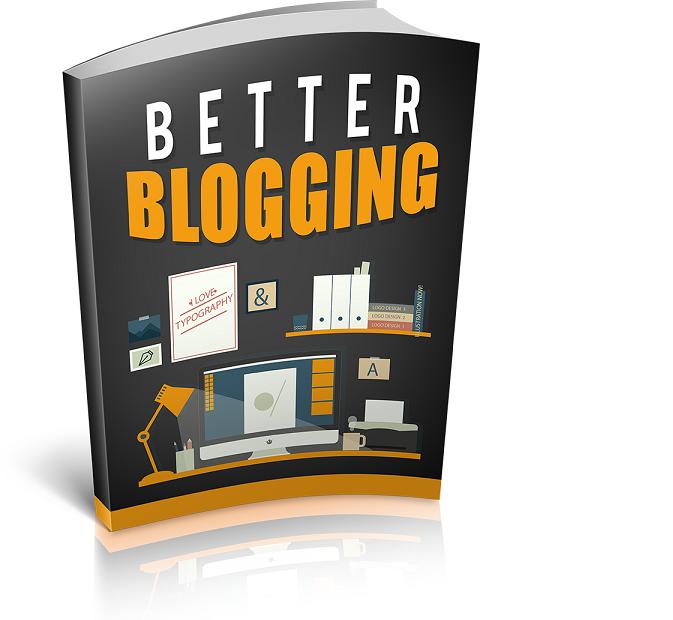 Better Blogging Entrepreneurs Corner