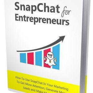 SnapChat Entrepreneurs Guide