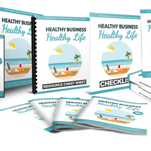 Healthy Business Happy Healthier Life
