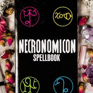 Occult Necronomicon Spell Book