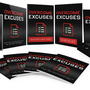 Overcoming Excuses Motivated Mindset