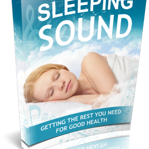 Sleeping Properly Better Health