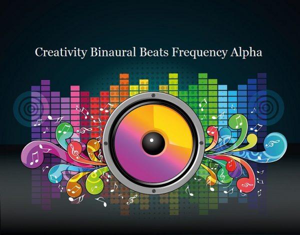 Creativity Binaural Beats Alpha
