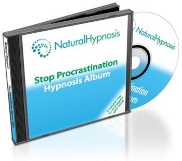 beat procrastination hypnosis