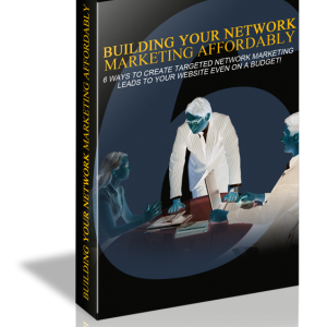 Network Marketing The Affordable Way