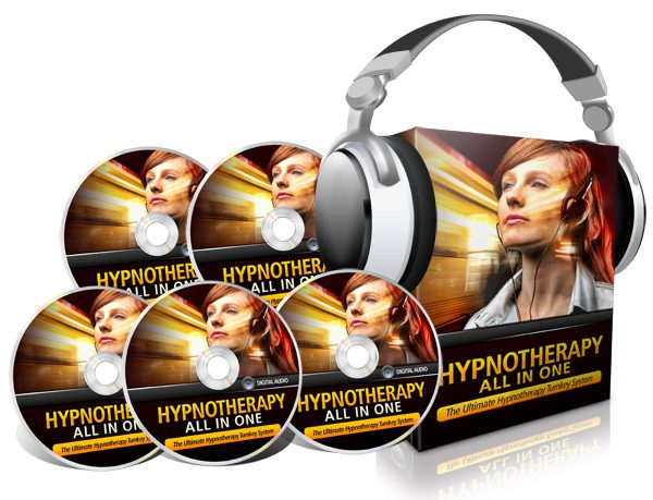 Inner Peace Guided Hypnosis Series