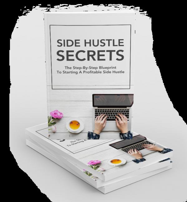 Side Hustles Making Money Online ebook