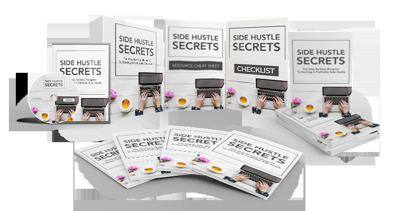 Side Hustles Making Money Online