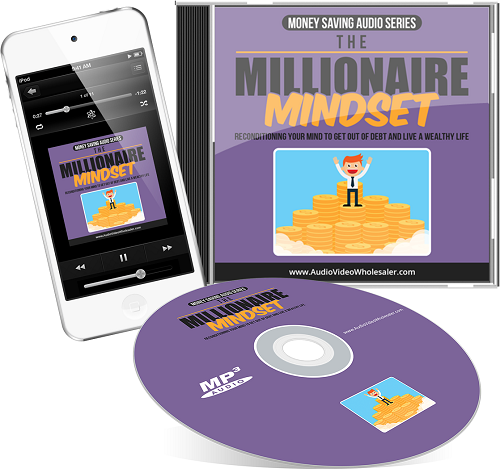 Millionaire Mindset Reprogramming Audio