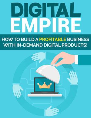 Digital empire passive income life