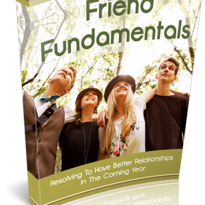 Friends friendship fundamentals