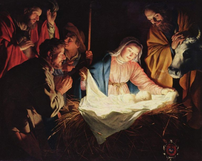 who invented christmas