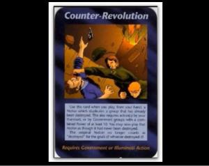 counter revoluton