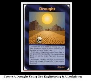 creat ea drought