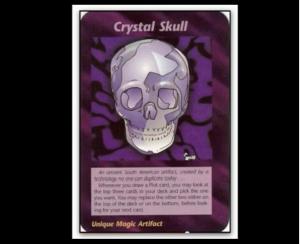 crysal skull