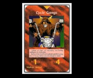 cycle gangs